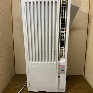 Haier 窓用エアコン ルームエアコン 2012年製 冷…