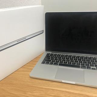 MacBook Pro Retina 2015 SSD 13イン...