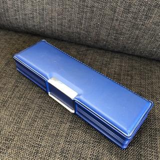 マグネット両面開き筆箱