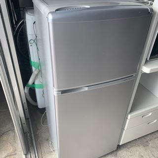 AQUAアクア 冷凍冷蔵庫 AQR-111E シルバー 2015...