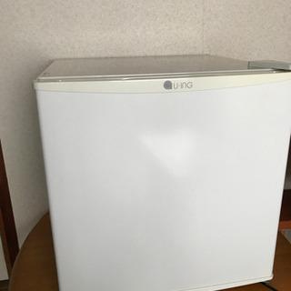 ユーイング 46リットル 冷蔵庫