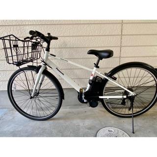 【無料】Panasonic 電動アシスト自転車 ベロスター ホワイト