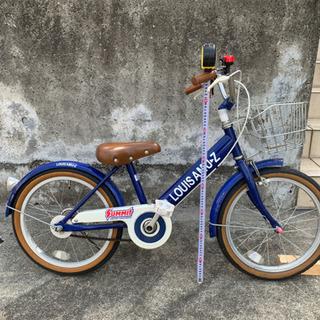 【ネット決済】子供用自転車18インチ