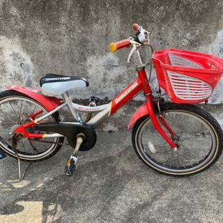 【ネット決済】子供用自転車ブリヂストン18インチ