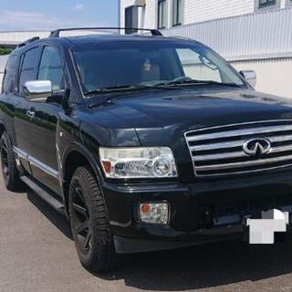 QX56(1ナンバー) 2004年車