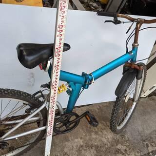 折り畳み自転車 変速