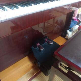 ピアノの補助器具♪