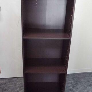 JM10694)3段カラーボックス/収納棚 1個 幅:約42cm...