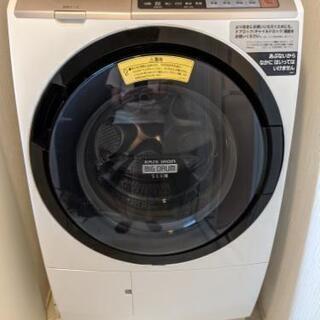 ドラム式洗濯乾燥機 日立 HITACHI ビッグドラム BD-S...