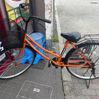 【取引先決定】26インチ自転車 2000円