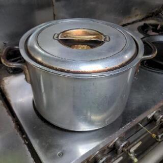 アルミ 寸胴鍋