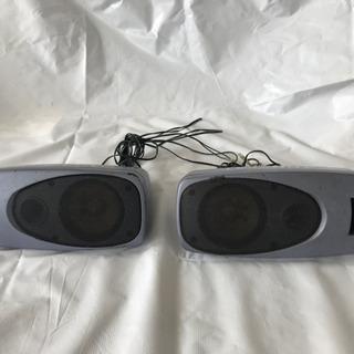 左右セット スピーカー ADDZEST SBR101