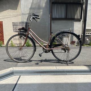 27インチ 自転車 ジャンク