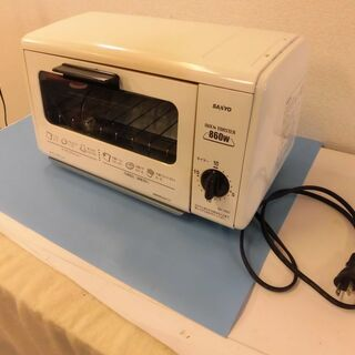 JM11134)SANYO トースター SK-YM1 860W ...