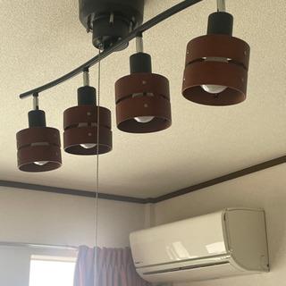 【あげます】LEDシーリングライト カフェ風