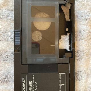 VHSカセットアダプター Victor C-P6
