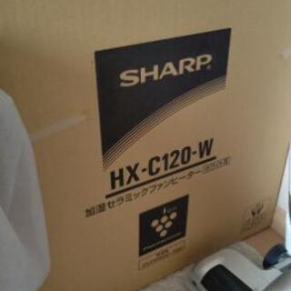 SHARP ファンヒーター