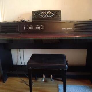 電子ピアノ ジャンク扱い