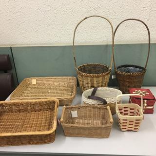 かご 籠 小物入れ 天然素材 竹籠 バスケット 竹製 竹かご 籐...