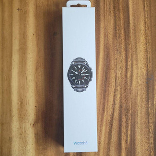 Galaxy Watch3 45mm Stainless/…