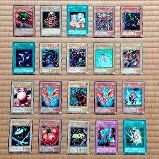 遊戯王カード トレーディングカードゲーム まとめて95枚 商品券...