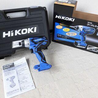 新品未使用品HiKOKI 日立 コードレスインパクトドライバー ...