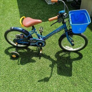 【ネット決済】子供用 自転車 16インチ
