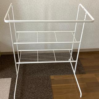 【ネット決済】引き取り希望 IKEA イケア ラッスリグ シェル...