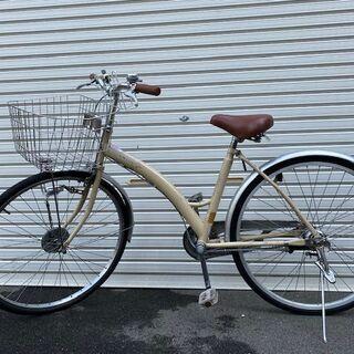 レンタサイクルで使用していた自転車を販売します。26インチ内装3...