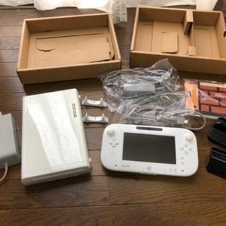 Wii 本体+付属品+ソフト2本