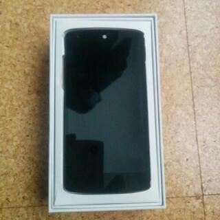 【ネット決済】Nexus 5 White 32GB SIMフリー 箱付
