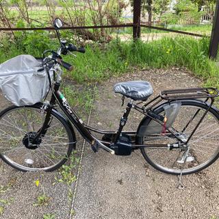 超美品 電動自転車 使用わずか