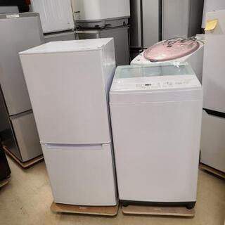 配送&設置サービスあり⭕ニトリ家電2点セット(洗濯機・冷蔵庫)