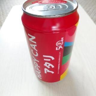 コカコーラあたり缶