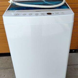 全自動洗濯機6.0kg Haier JW-C60A 2018年製