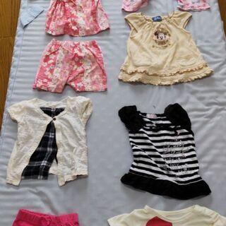 女の子95センチ洋服達  28着   500円