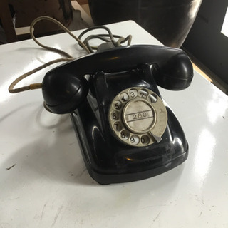 ⭐️昭和の黒電話