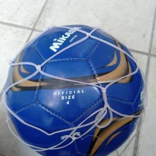 ミカサ サッカーボール
