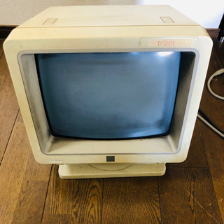 IBM マルチステーション 15インチ モノクロディスプレイ 5...