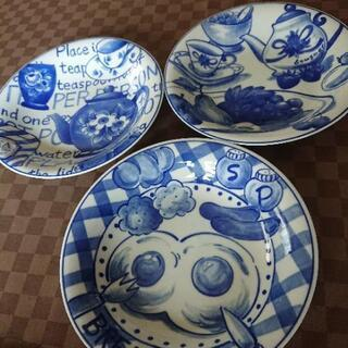 FORTUNE WORLDカレー皿(3枚)