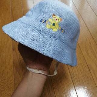 子供の帽子 くま