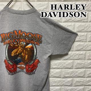 【HARLEY DAVIDSON】 Tシャツ ハーレーダビ…