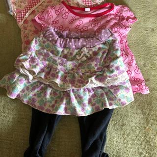 女の子 夏服 80cmセット