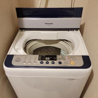 パナソニック洗濯機7kg
