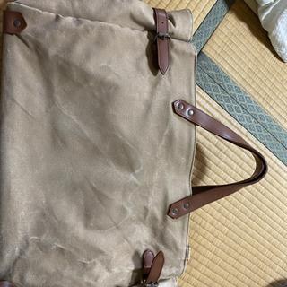 イナバヨシエとかいてあるバッグです