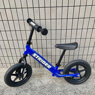 ストライダー スポーツ 日本正規品 ブルー かなり美品