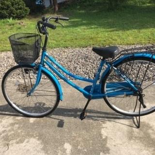 【ネット決済】中古自転車26インチ