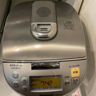 炊飯器 National SR-SY101
