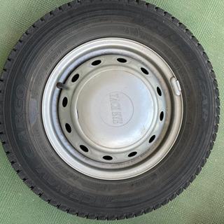 タイヤ11、スノータイヤ