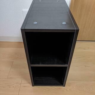 5月末にカナダへ移住するので、小さい棚板ユニットを販売しています